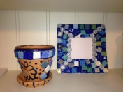 Mosaics in your color choice